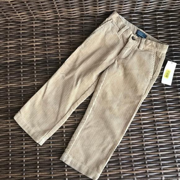 834291a4018 Polo Ralph Lauren Khaki Wide Wale Corduroy Pants 3
